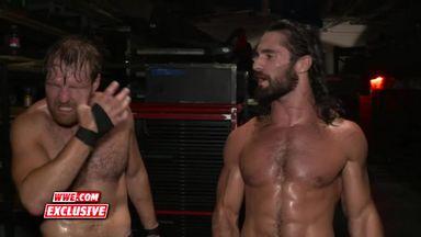 Ambrose & Rollins 'own tag team wrestling'