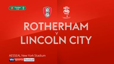 Rotherham 2-1 Lincoln