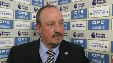 Benitez disappointed with loss