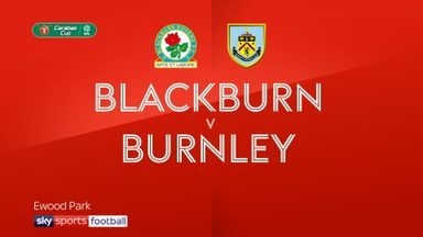 Blackburn 0-2 Burnley