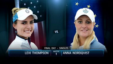 Best Solheim Cup match ever?