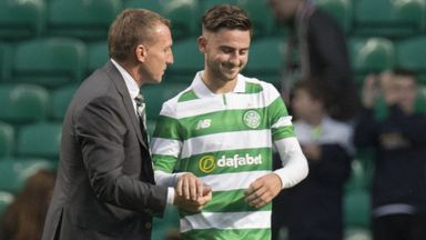 Roberts rejoins Celtic