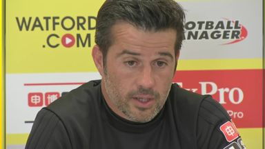 Silva discusses possible Watford targets