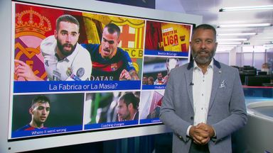 Balague on failing La Masia