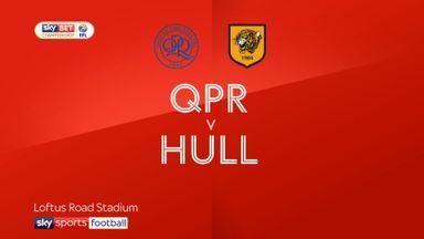 QPR 2-1 Hull
