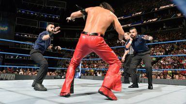 Nakamura seeks retribution