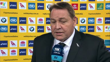Hansen unsatisfied despite scoreline