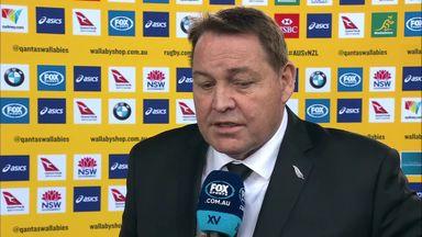 Hansen unsatisfied despite scoreline