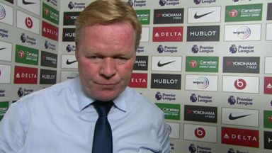 Koeman: We made mistakes