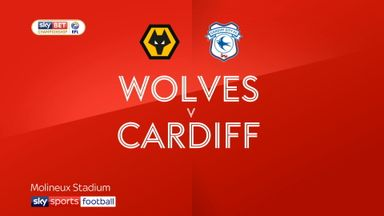 Wolves 1-2 Cardiff