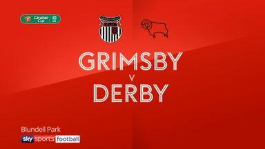 Grimsby 0-1 Derby
