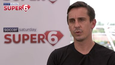 Neville's Super 6 Predictions