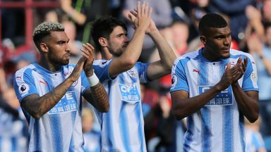 Thommo: Huddersfield gave everything