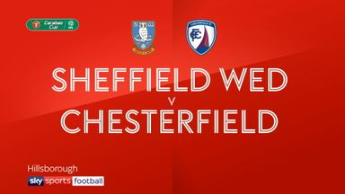 Sheff Wed 4-1 Chesterfield