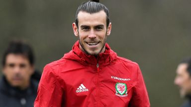 'Are you Gareth Bale?'
