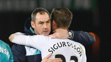 Clement: No change on Sigurdsson