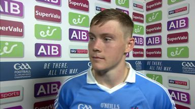 O'Callaghan named Man of the Match