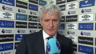 Hughes encouraged despite defeat