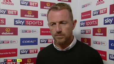 Rowett: The penalty was harsh