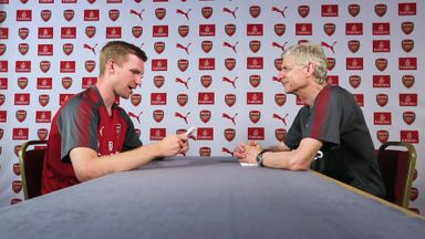 Arsene v Per: Head to head