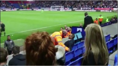 Carvalhal wrestles with steward