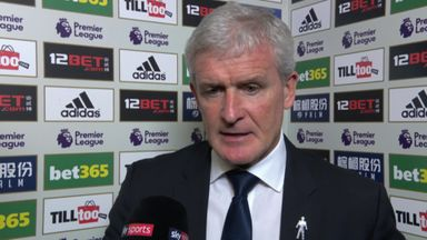 Hughes: We showed character