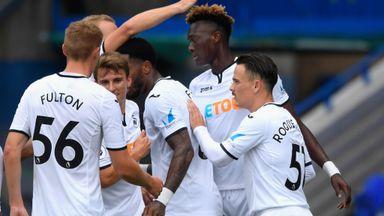 Swansea 4-0 Sampdoria