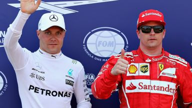 The best wingman - Kimi or Bottas?