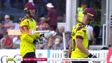 T20 Blast: Milne stars for Kent