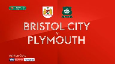 Bristol City 5-0 Plymouth