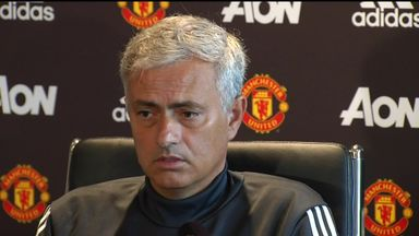 Jose happy with three signings