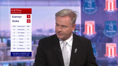 Nicholas: Everton look unbalanced