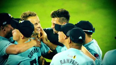 T20 Blast quarter-finals on Sky!