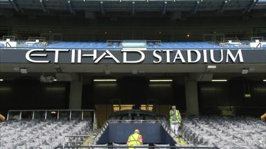 Man City's Etihad revamp
