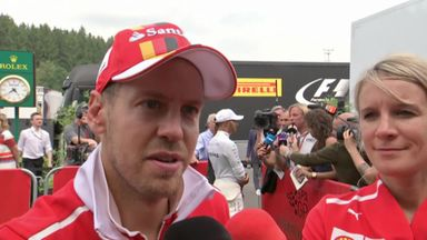 Plenty of positives for Vettel
