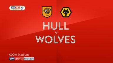 Hull 2-3 Wolves