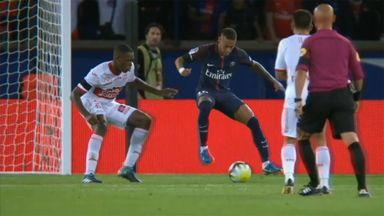 Neymar's stunning solo goal