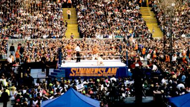 SummerSlam '92 in 60 seconds