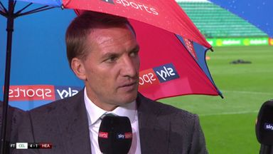 Rodgers delighted with team performance