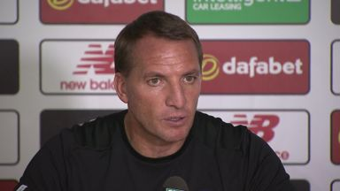 Rodgers happy with CL draw