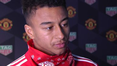 Lingard: Confidence is flowing