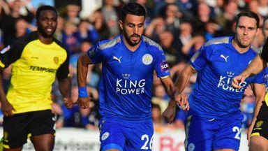 Burton Albion 2-1 Leicester