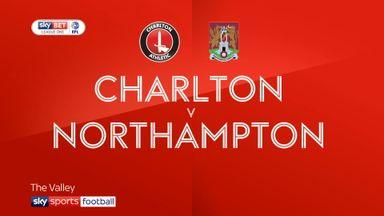 Charlton 4-1 Northampton