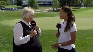 Davies' Solheim Cup review
