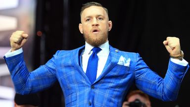 McGregor: I will knock Mayweather out