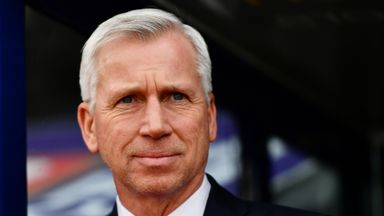 Pardew: Leicester's a good job