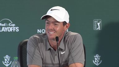 McIlroy on McGregor's chances