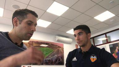 Garrido meets Soler