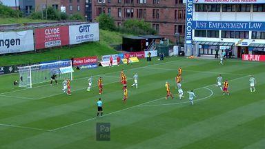 Partick 0-1 Celtic