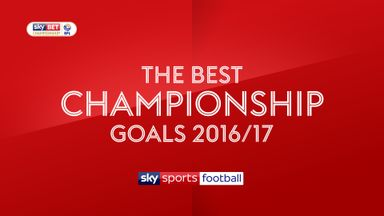 The Best Championship Goals - 2016/17